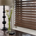 wooden venetian blinds Bronllys